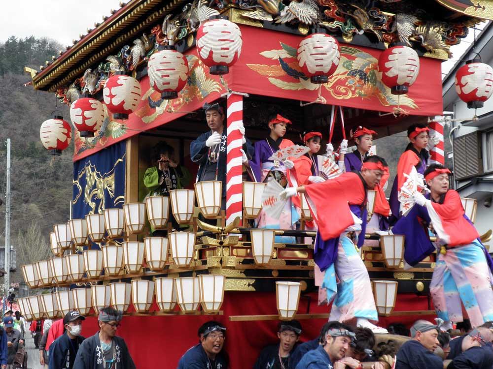 2017.4.15小鹿野春祭り